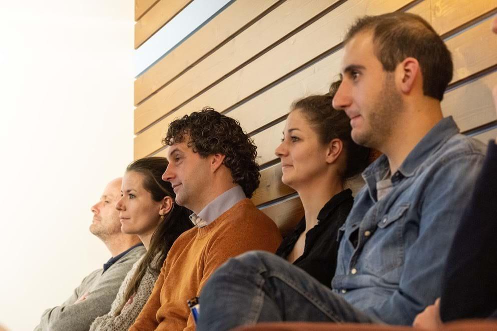 De bijeenkomst 'Falen in de sport' werd bezocht door een ruime vertegenwoordiging van Nederlandse sportorganisaties.