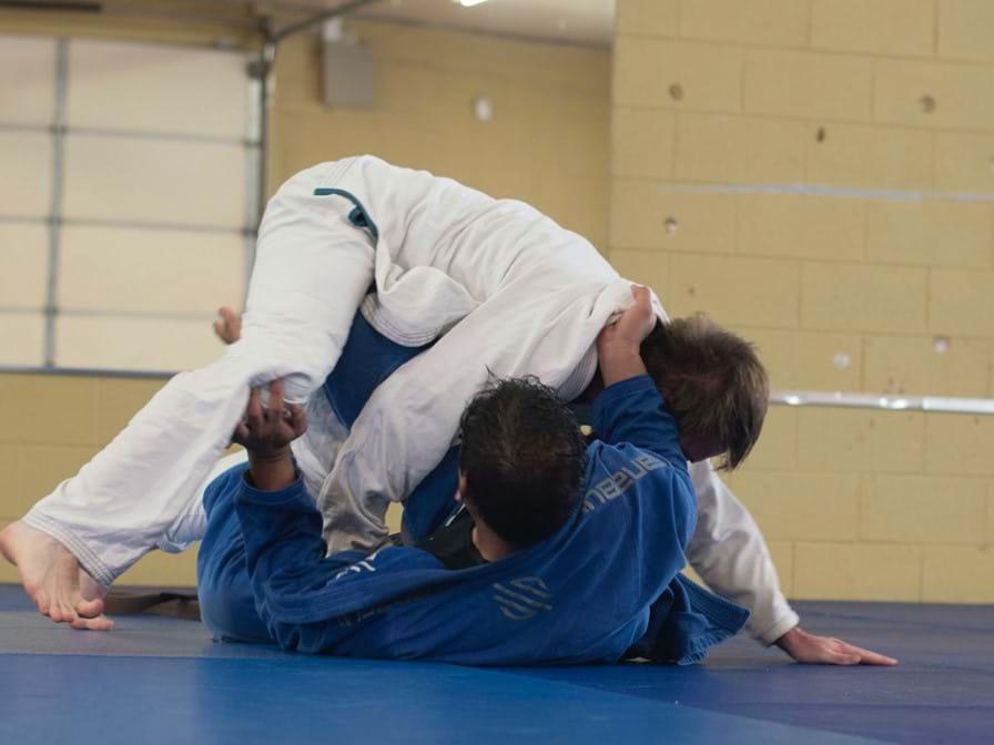 Judo_Slagvaardig Organiseren Sport